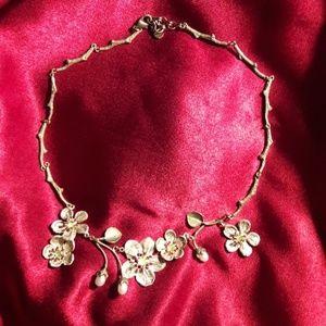 Original Michael Michaud Survivor Tree Necklace